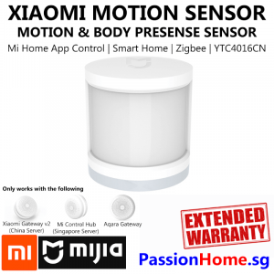 Xiaomi Motion Sensor Wireless Body Sensor Zigbee Mijia Passion Home Smart Home New 3