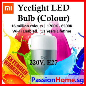 Yeelight Xiaomi Passion Home E27 LED Smart Light Bulb New 1