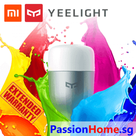 Yeelight Xiaomi Passion Home E27 LED Smart Light Bulb New 2