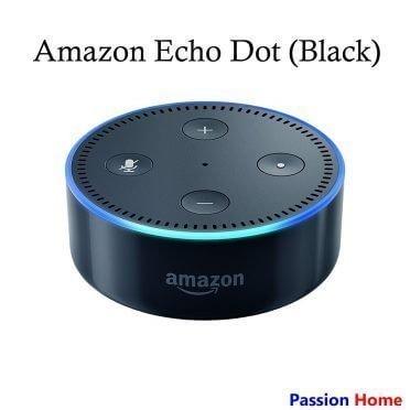 Amazon Echo Dot Passion Home - Black 2