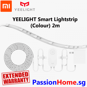 Yeelight LED Smart Light Strip Colour 2 metres (wifi) - Passion Home New 2