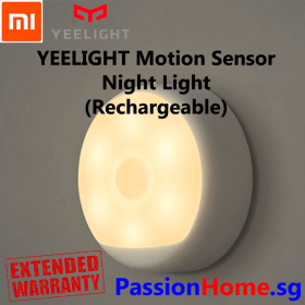 Yeelight Rechargeable Motion Sensor Nightlight Xiaomi Mi Passion Home New 1