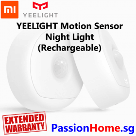 Yeelight Rechargeable Motion Sensor Nightlight Xiaomi Mi Passion Home New 3
