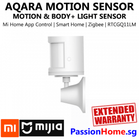 AQARA Motion and Light Sensor Wireless Body Sensor Zigbee Mijia Passion Home Smart Home New 3
