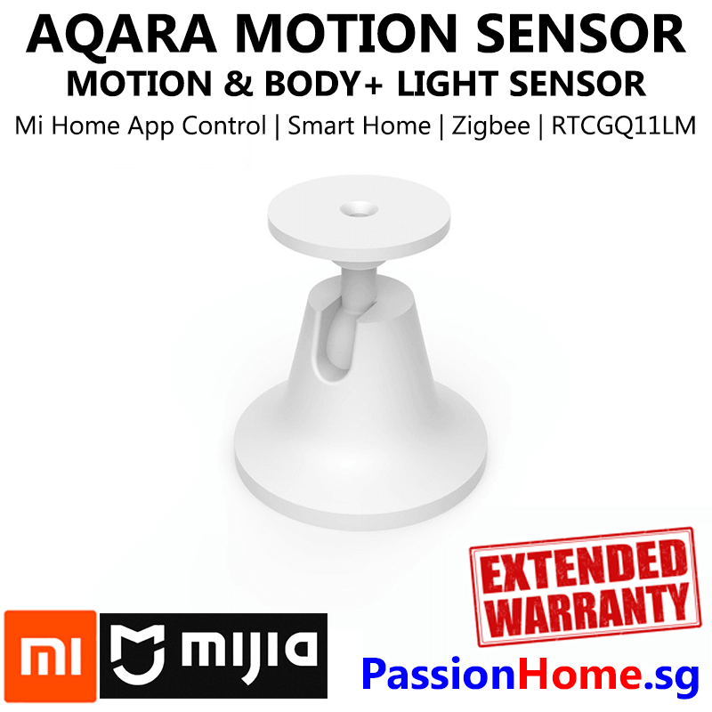 AQARA Motion and Light Sensor Wireless Body Sensor Zigbee Mijia Passion Home Smart Home New 4