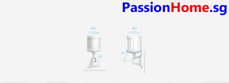 Aqara Motion Sensor Banner Zigbee Mijia Passion Home New 5