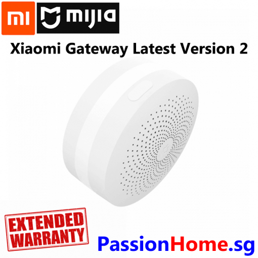 Xiaomi Gateway Wifi Zigbee Mijia Passion Home New 3