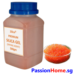 Silica Gel Orange Passion Home PassionHome PassionHome.sg v2 3