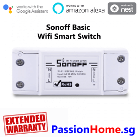 Sonoff Basic Passion Home Main new 2