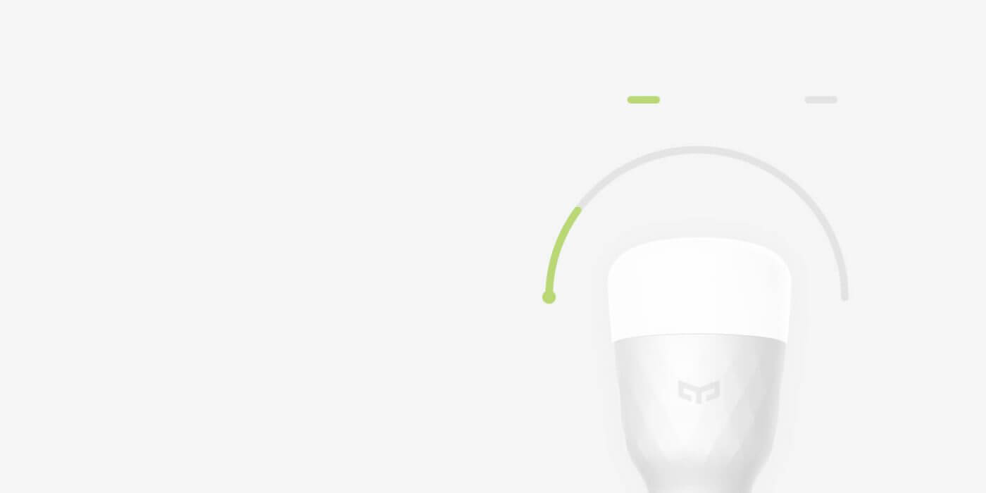 Yeelight Ver 2 2018 Smart LED Bulb (Tunable White) 6