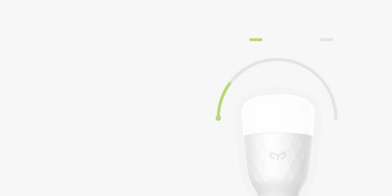 Yeelight Ver 2 2018 Smart LED Bulb (Colour) 8