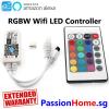 rgbw wifi led controller