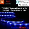 Yeelight LED Smart Light Strip V2 2020 Extendable Colour 2 metres (wifi) - Passion Home 2