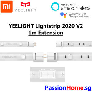 Yeelight LED Smart Light Strip V2 2020 Extension - Passion Home 1