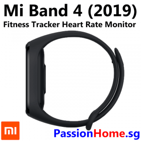 Xiaomi Mi Band 4 Fitness Tracker - Standard Edition (English) PassionHome.sg Passion Home Product 4