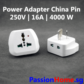 Power Adapter China Plug Big Version Passion Home 1