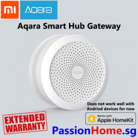 Aqara Smart Hub Gateway Works with HomeKit Passion Home 1 (Does not work with Andriod for now)