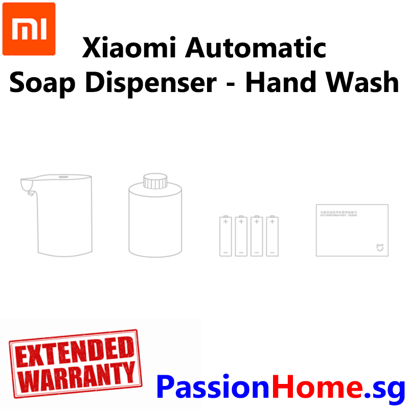 Xiaomi Automatic Soap Dispenser – Main Hand Wash 5