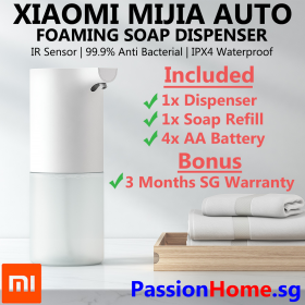 Xiaomi Automatic Soap Dispenser – Main Hand Wash Image 1 - Shopee
