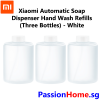 Xiaomi Automatic Soap Dispenser - Refill (3 Bottles) 2018 Model - White 2