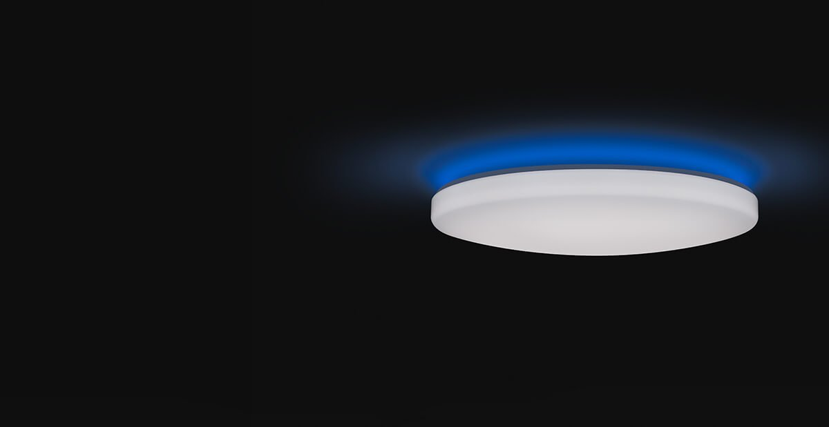 Yeelight Jiaoyue LED Ceiling Light 650mm - PassionHome.sg Banner 1