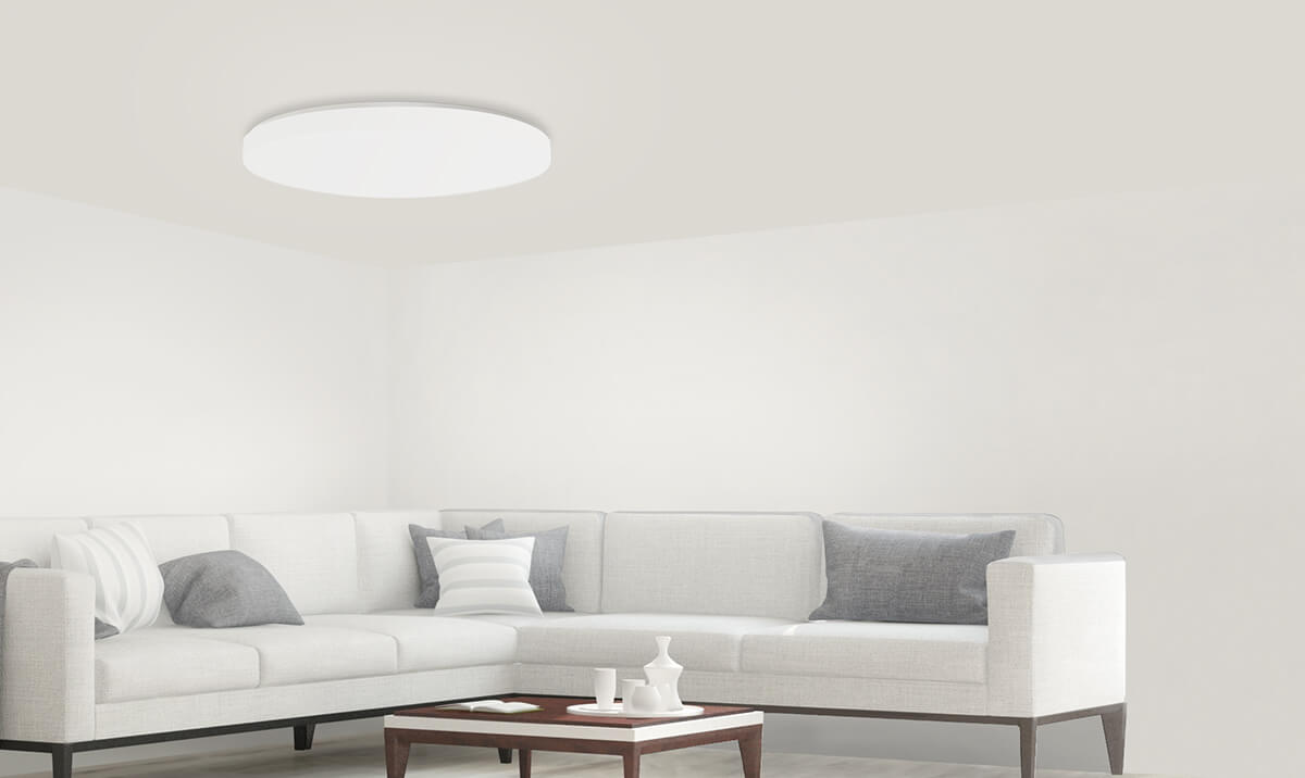 Yeelight Jiaoyue LED Ceiling Light 650mm - PassionHome.sg Banner 5