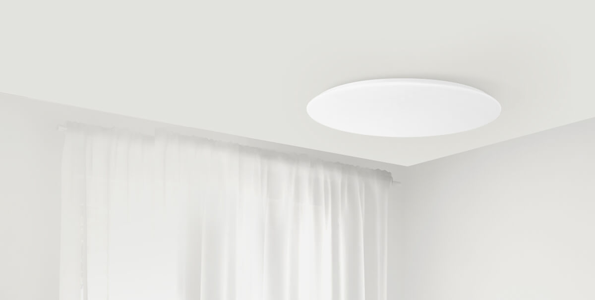 Yeelight Jiaoyue LED Ceiling Light 650mm - PassionHome.sg Banner 9