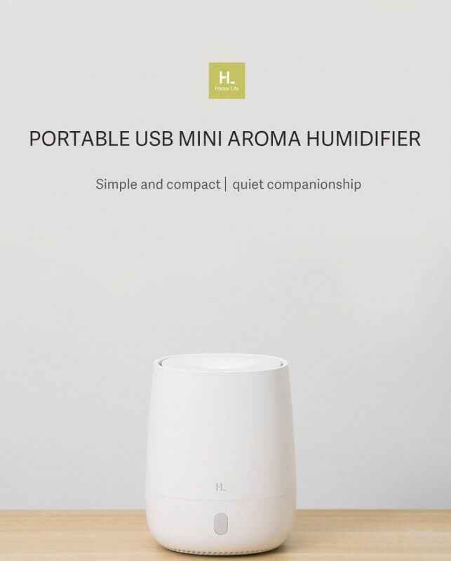HL USB Humidifier Passionhome.sg Description