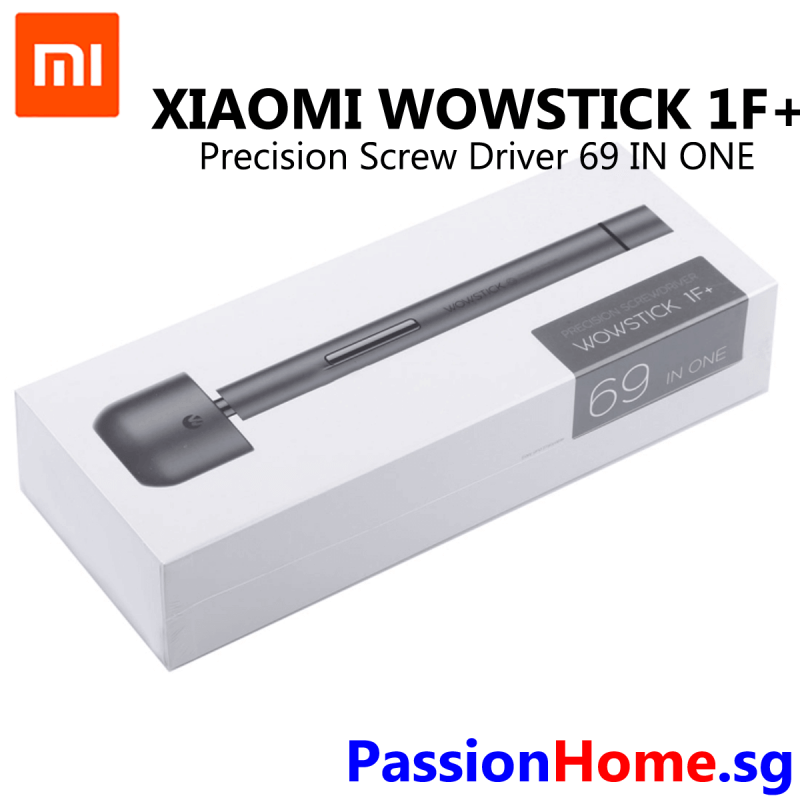 Xiaomi Wow Stick 1F+ 69 in One - PassionHome.sg Passion Home 1