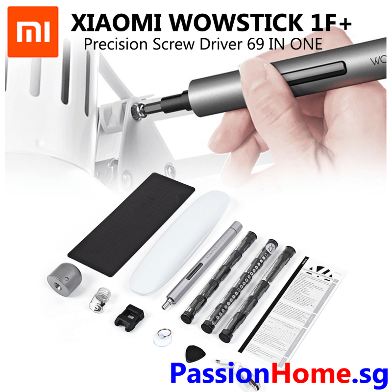 Xiaomi Wow Stick 1F+ 69 in One - PassionHome.sg Passion Home 2